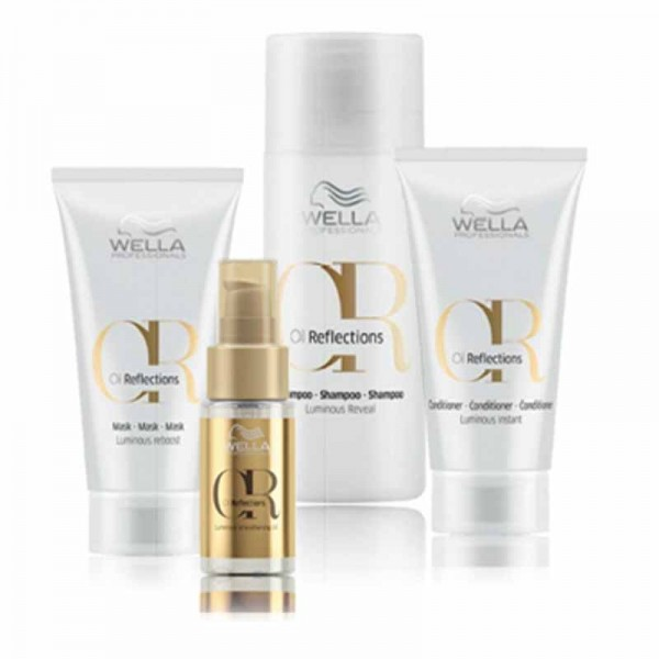 Wella Oil Reflections Mini Probierset