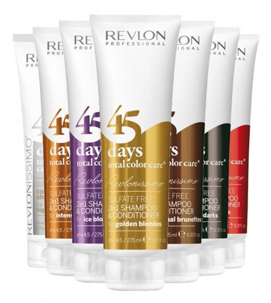 Revlon Revlonissimo 45 days Conditioning Shampoo