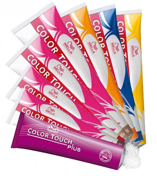 Wella Color Touch - alle Varianten, 60 ml