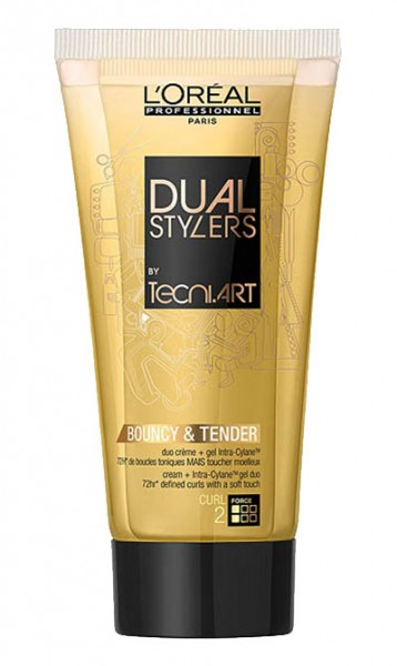Loreal tecni.art Dual Stylers Bouncy & Tender, 150 ml