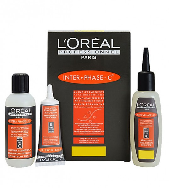 Loreal Inter-Phase Dauerwellen-Set C-2