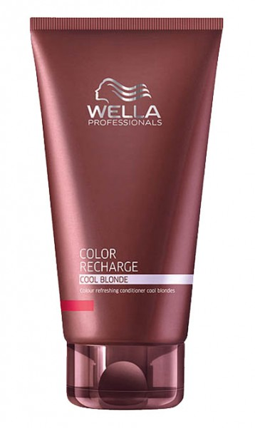 Wella Care Color Recharge Cool Blonde Conditioner, 200 ml