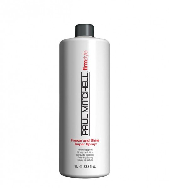 Paul Mitchell Firm Style Freeze and Shine Super Spray 1000 ml