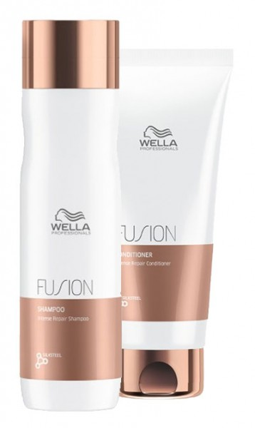 Wella Care Fusion Intense Repair Shampoo + Conditioner
