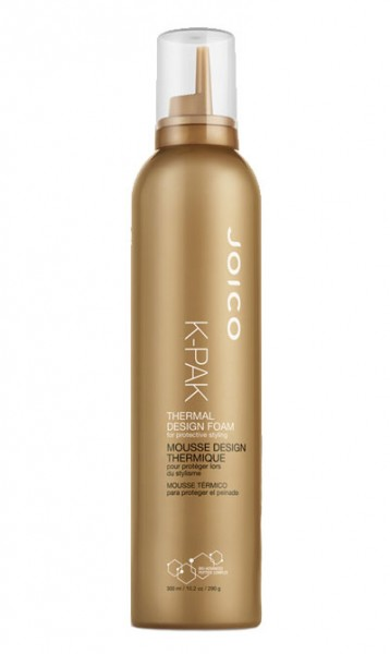 Joico K-Pak Style 6 Finish Thermal Design Foam, 300 ml