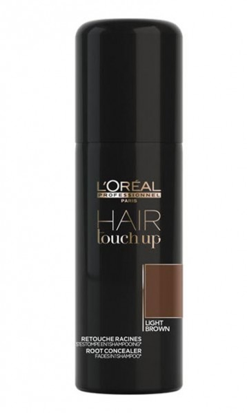 Loreal Hair Touch Up Ansatz Make-Up, hellbraun, 75 ml
