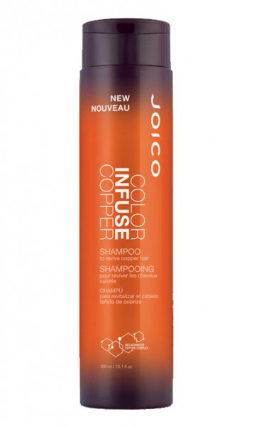 Joico Color Infuse Copper Shampoo, 300 ml
