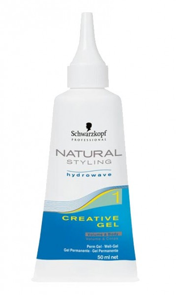 "Schwarzkopf Natural Styling Hydrowave Creative Gel ""1"", 50 ml"