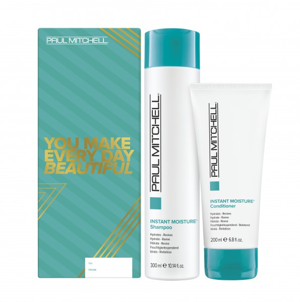 Paul Mitchell Holiday Instant Moisture Duo