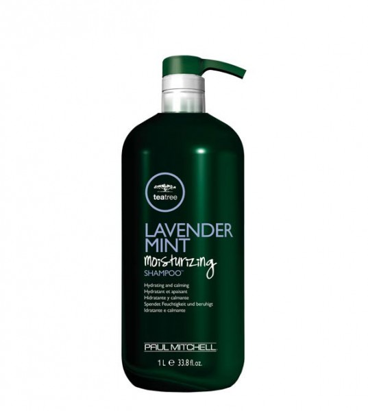 Paul Mitchell Tea Tree Lavender Mint Moisturizing Shampoo, 1000 ml