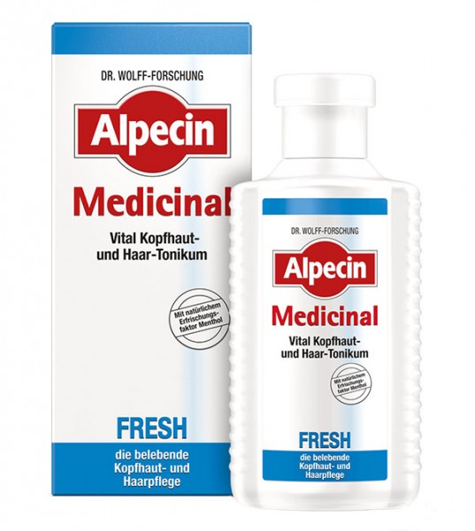 Alpecin Medicinal Fresh Tonikum 200 ml
