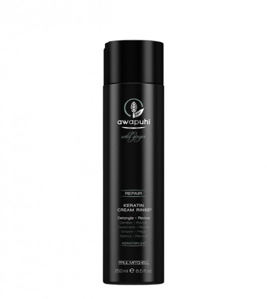 Paul Mitchell Awapuhi Wild Ginger Keratin Cream Rinse, 250 ml