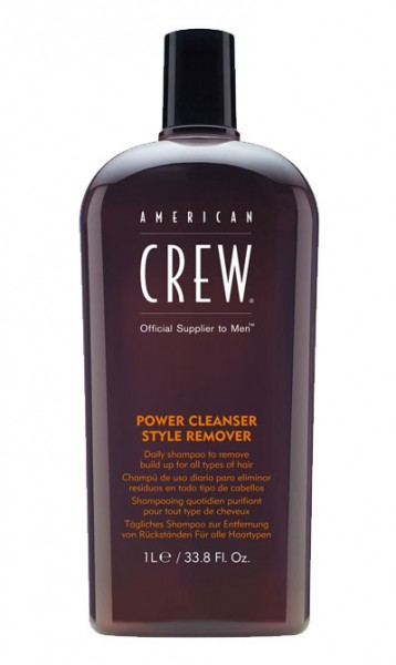 American Crew Power Cleanser Style Remover Shampoo, 1000 ml