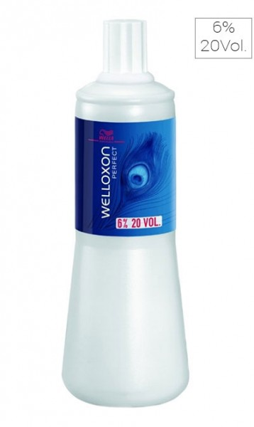 Wella Welloxon Perfect Entwickler 6% 20Vol, 1000 ml