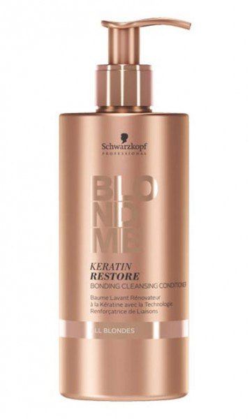 BlondMe Cleansing Conditioner All Blondes 500 ml