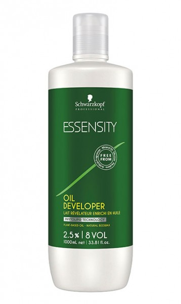 Schwarzkopf Essensity Oil Developer 2,5% 8Vol, 1000 ml