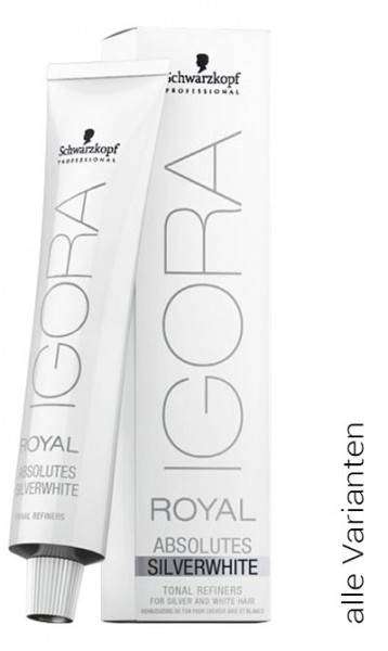 IGORA Royal Absolutes SilverWhite, 60 ml