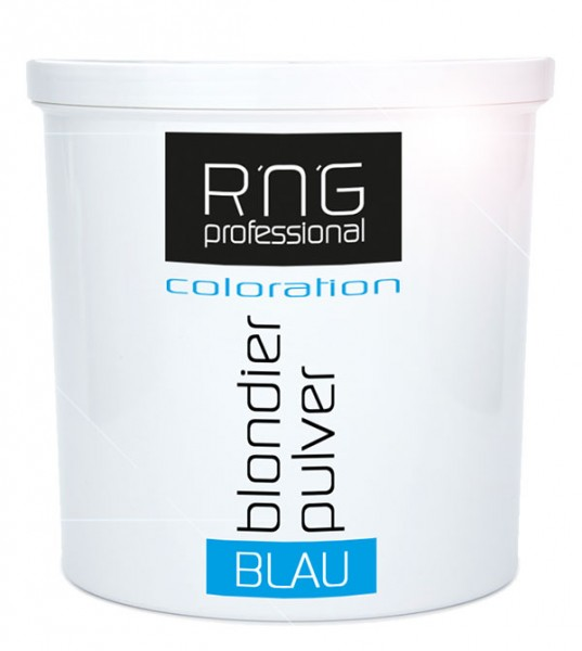 RNG Professional Blondierung Blondierpulver Blau, 500g