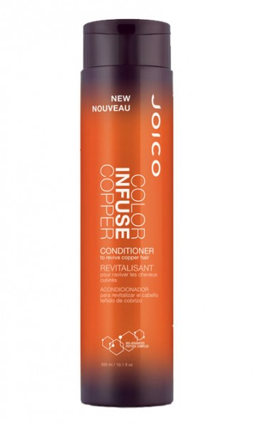 Joico Color Infuse Copper Conditioner, 300 ml