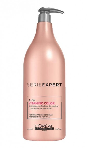 Loreal Vitamino Color AOX Shampoo, 1500 ml