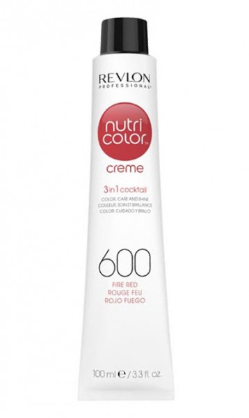 Revlon Nutri Color Creme Feuerrot (600) 100 ml
