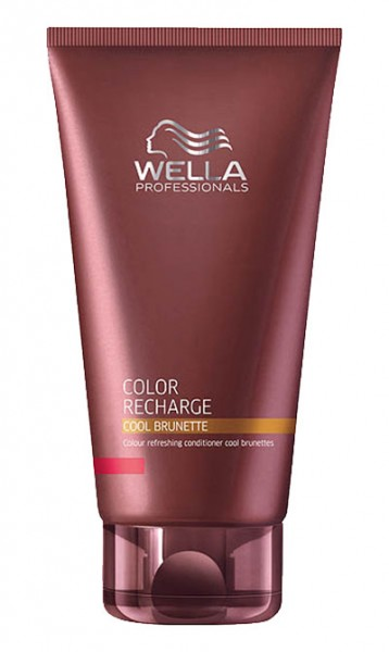 Wella Care Color Recharge Cool Brunette Conditioner, 200 ml
