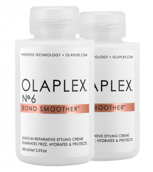 Olaplex No.6 Bond Smoother 2 x 100 ml