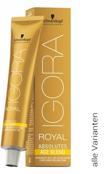 IGORA Royal Absolutes Age Blend, 60 ml