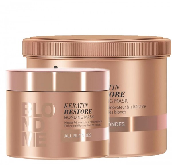 BLONDME Keratin Restore Bonding Mask
