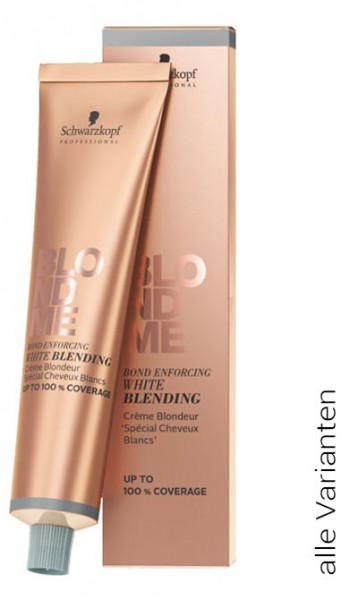 BlondMe Bond Enforcing White Blending, 60 ml