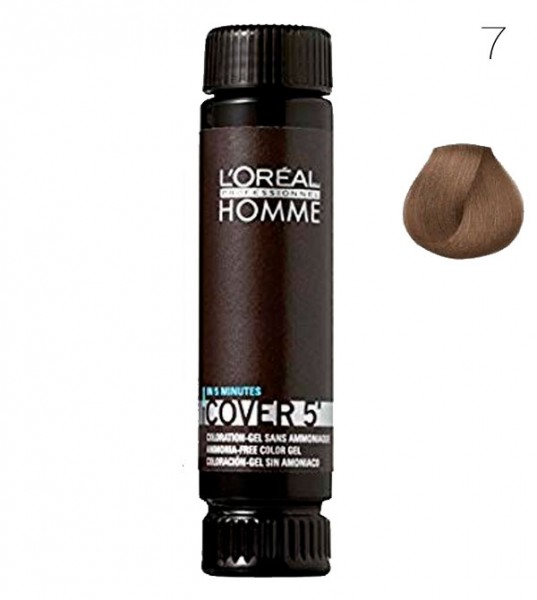 Loreal Homme Cover 5 mittelblond