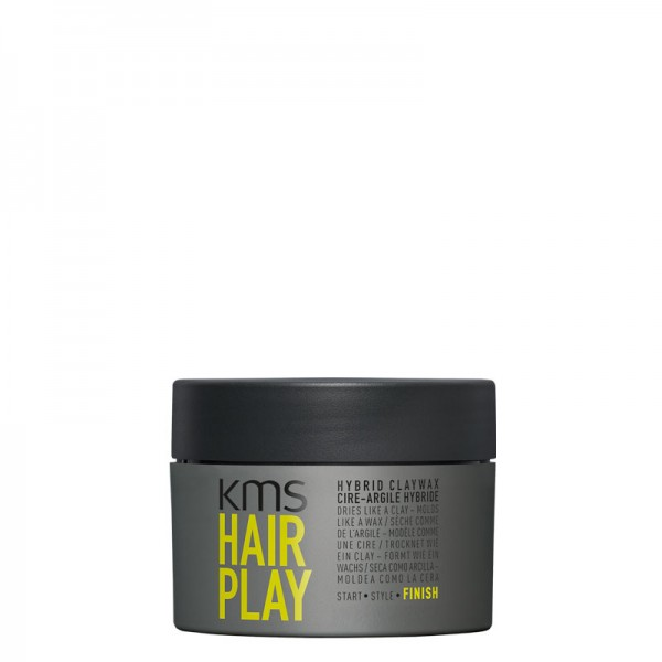 KMS Hairplay Hybrid Claywax 10 ml
