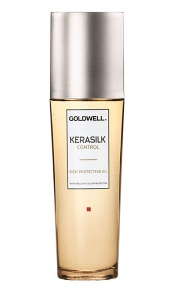Goldwell Kerasilk Control Rich Protective Oil, 75 ml