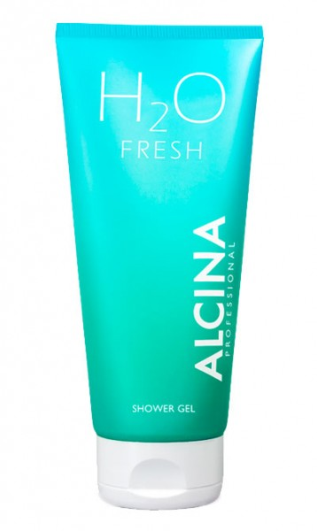 Alcina H2O Shower Gel, 200 ml