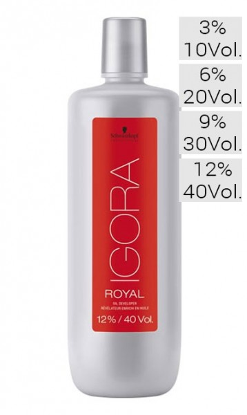 IGORA Royal Oil Developer, 1000 ml