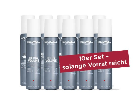 Goldwell Stylesign Ultra Volume Top Whip 10 x 100 ml