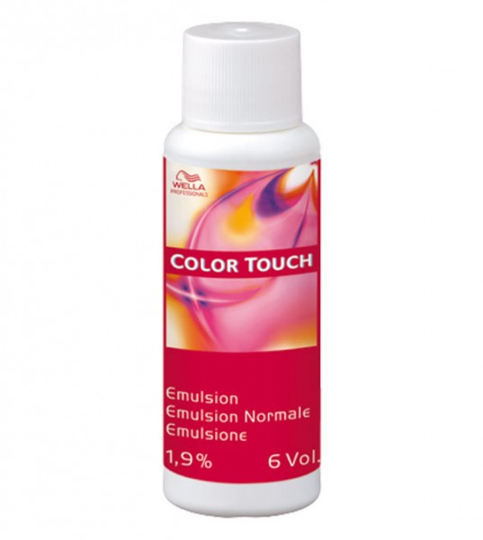 Wella Color Touch Emulsion 1,9%, 60 ml