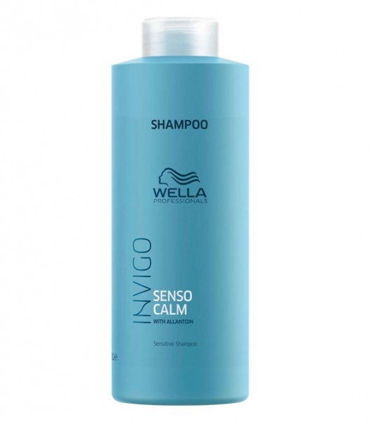 Wella Invigo Balance Senso Calm Shampoo 1000 ml