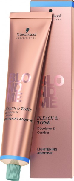 BLONDME Bleach & Tone Rosé Additiv 60 ml
