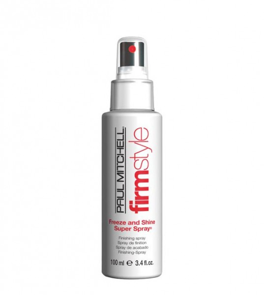 Paul Mitchell Firm Style Freeze and Shine Super Spray, 100 ml