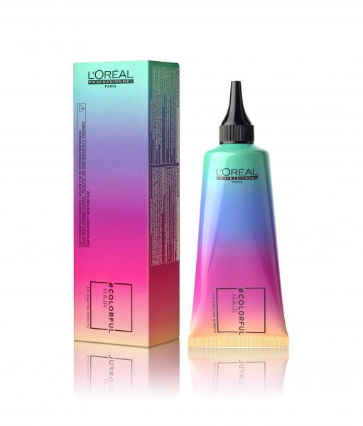Loreal Colorfulhair - alle Varianten