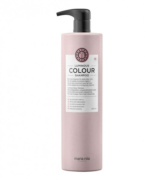 Maria Nila Luminous Colour Shampoo, 1000 ml