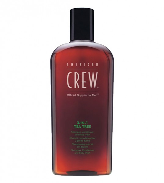 American Crew Classic 3 in 1 Tea Tree, 450 ml