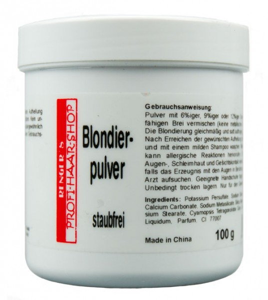 Blondierung Premium Blondierpulver, 100g Dose