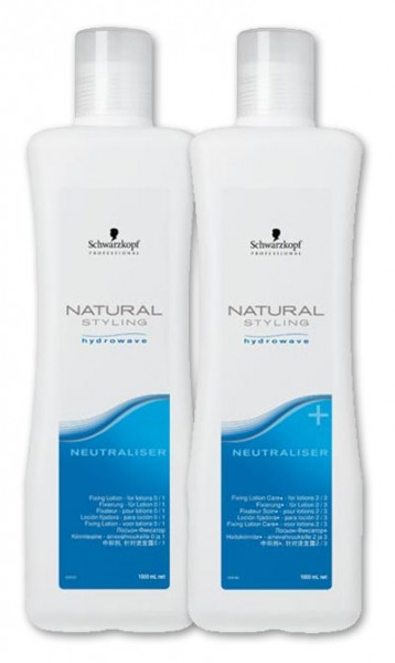 Schwarzkopf Natural Styling Hydrowave Neutraliser / Neutraliser+, 1000 ml