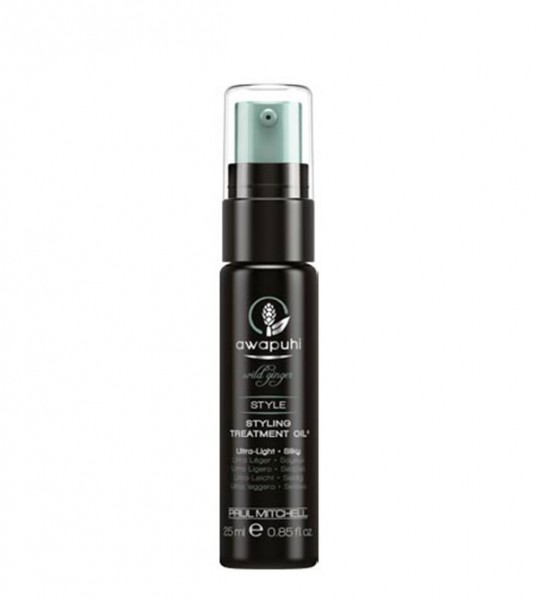 Paul Mitchell Awapuhi Wild Ginger Styling Treatment Oil, 25 ml