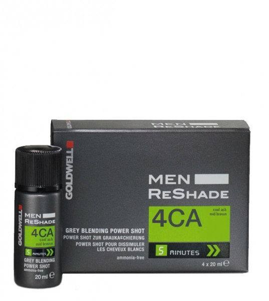 Goldwell For Men Reshade 4CA CFM 4 x 20 ml