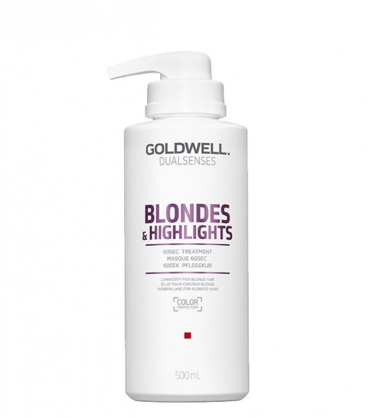 Goldwell Blondes & Highlights 60sec Treatment 500 ml