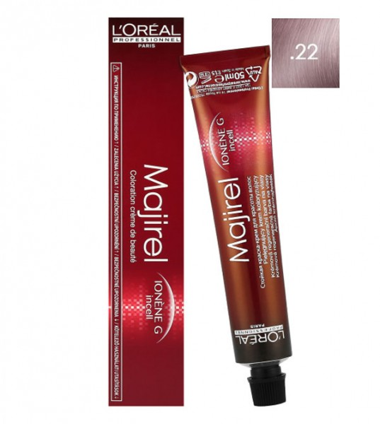 Loreal Majirel Metals .22 tiefes irise, 50 ml