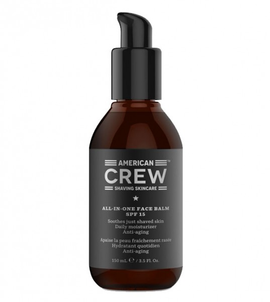 American Crew All-In-One Face Balm SPF15, 170 ml